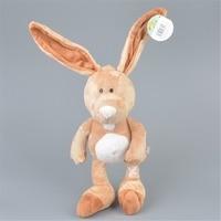 35-45 cm cadeau D'anniversaire Compteurs Véritable Lapin De Pâques Grand Longues Oreilles de Lapin Enfants Préféré En Peluche jouet livraison gratuite