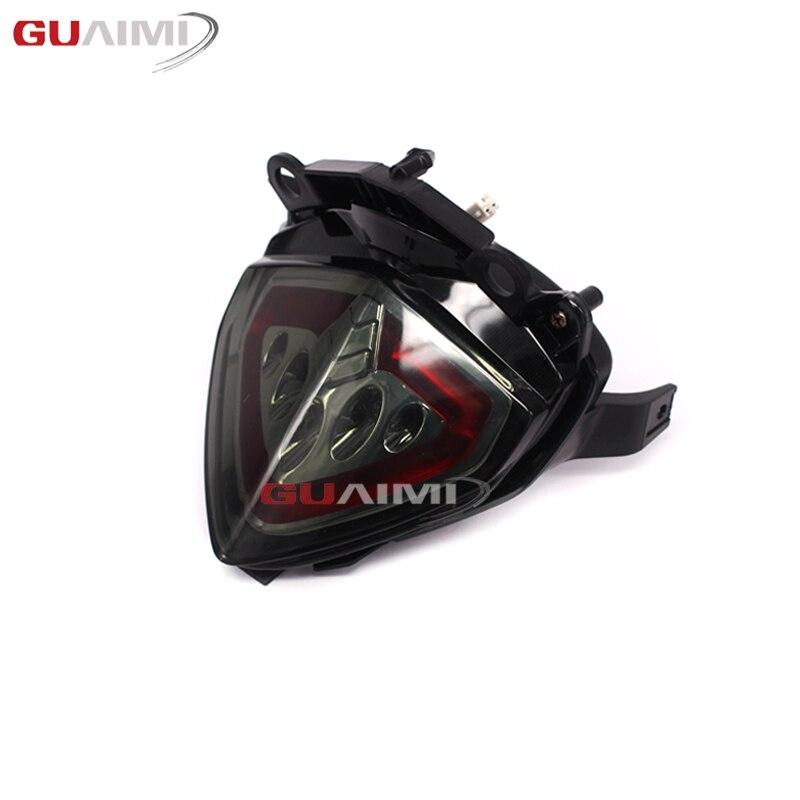 Motorcycle LED Bulb Tail Light Assembly Moto Brake Turn Signal Flasher Accessories For Honda CBR 500R CB500X CB500F 2013 - 2015