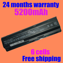 JIGU batería Del Ordenador Portátil para HP PAVILION DM4 DV3 DV7 DV8 G4 G6 G7 P/N 593554-001