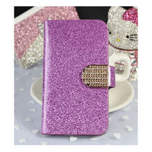 for Lenovo A328 A328T New Luxury Wallet Bling Cell Phone Cases For Lenovo A328 A328T case cover Fashion phone bag&Card Holder