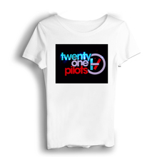 Twenty One Pilots T Shirt Women Sexy & Club Vintagetshirt Own Logo Print T-shirts Modal Casual Jersey Appliques Short