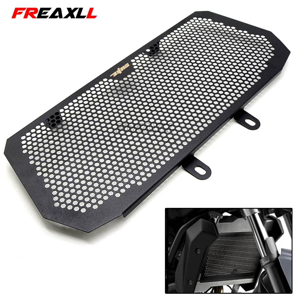 Motorbike Engine Radiator Bezel Grill Grille Guard Cover Protector Stainless Steel For KTM DUKE 390 DUKE390 2013 2014 2015 2016 in Covers Ornamental Mouldings from Automobiles Motorcycles