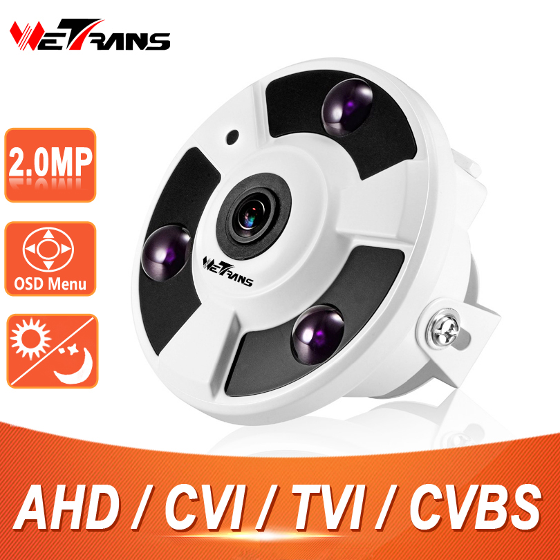 HDCVI Camera SONY CMOS 1.7mm Fisheye Lens 2.0Megapixel 1080P Full HD 15m Night Vision HD AHD CVI 4 in 1 HDTVI Camera CVI tr cvi313 3 best selling new high quality 300 500 meter transmission 3 6mm megapixel lens 2 0mp full hd 1080p camera cvi