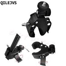QILEJVS NEW 1Pc Bicycle Bike Handlebar Mount 1/4 Screw Clamp Bracket Tripod For Camera DV