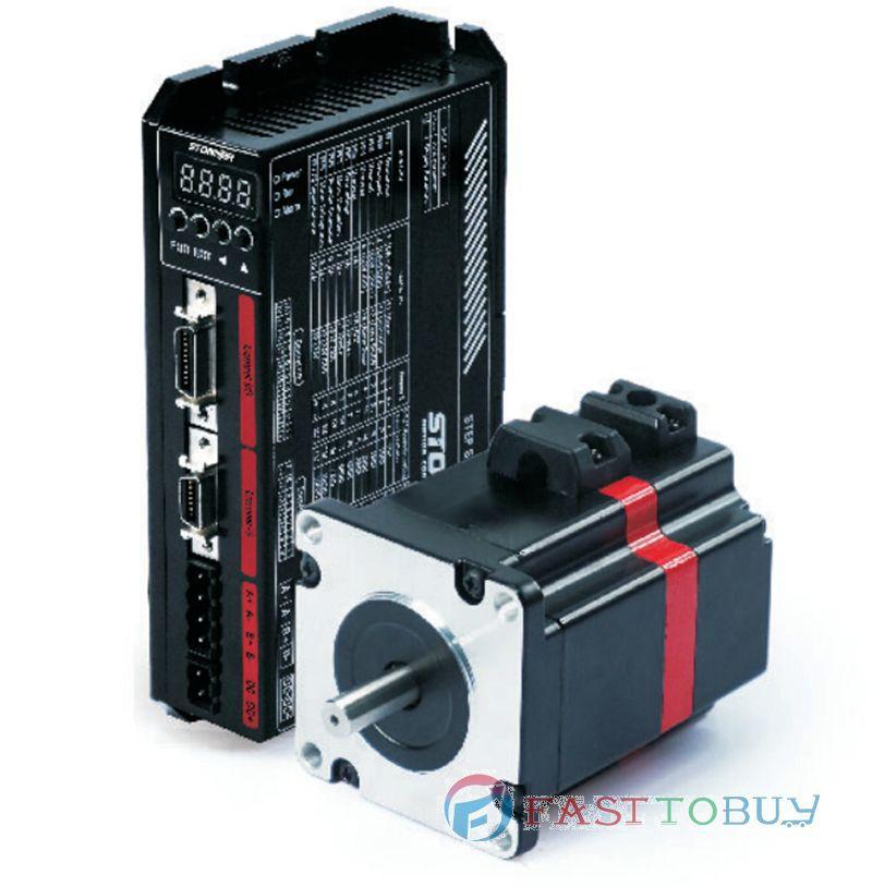 NEW  Encoder 10000P/R DSP Closed-Loop Step Motor Drive kits 2Ph 24VDC 4.2A NEMA24 60mm 1.5NM 60SMB-HC+60SDB-H ns novelties kinky camo стек оригинальной формы
