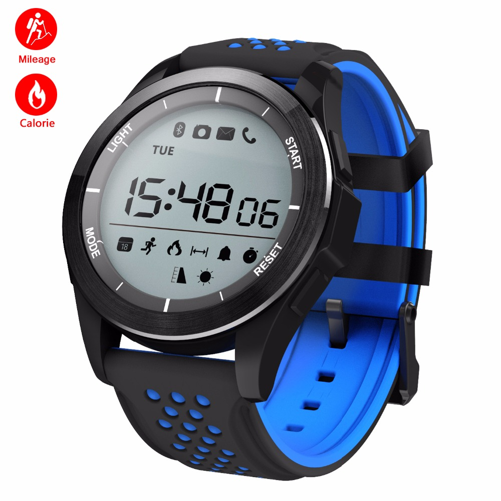 Smart Watch Swimming Sports Bracelet Altimeter Clock ...