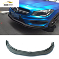 CLA C117 Car Styling Carbon Fiber Front Lip Spoiler Apron for Benz CLA C117 CLA180 CLA250 CLA45 2014-2015