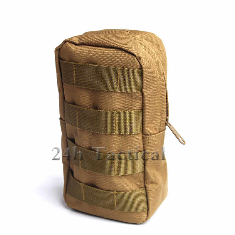 fa8becb5c867 Tactical Vest Pouch Accessory Tool Waist Bag Nylon Molle Utility Fanny Pack  Military Paintball Outdoor Hunting Bags 4 colours