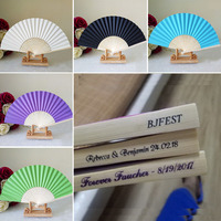 Retro Style Exquisite Japanese Silk Plum Flower Folding Hand Fan Wedding Party Prom High End Crafts