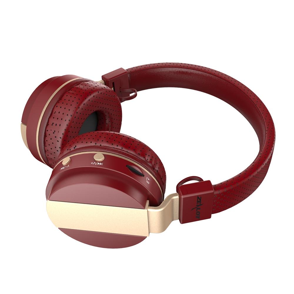 ZEALOT B17 Bluetooth slušalice za uklanjanje buke Super bas - Prijenosni audio i video - Foto 2