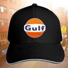 High Grade Gasoline Oil Gulf Snapback Hats Baseball Hats Peaked Cap Sport  Unisex Cap(China 5f73be35c1a3