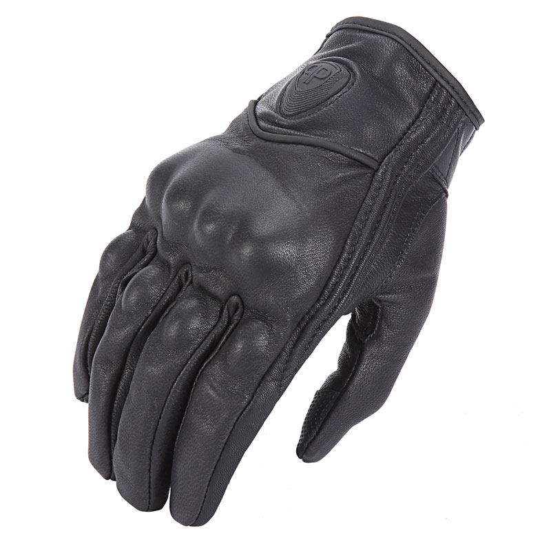 Image 4 - Nordson Retro Motorcycle Gloves Leather Winter Full Finger Waterproof Men Women Motocross Gloves Protective Gears Moto Glove-in Gloves from Automobiles & Motorcycles