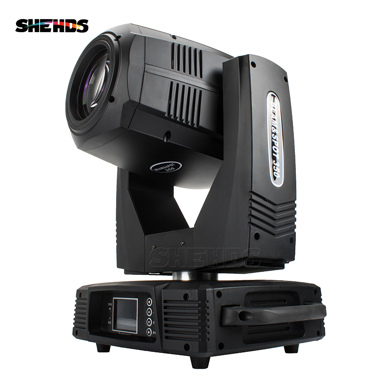High Power LED 17R 350W Moving Head Lighting DMX Stage Light Effect For Dance Flood Stage Club DJ Square Dance