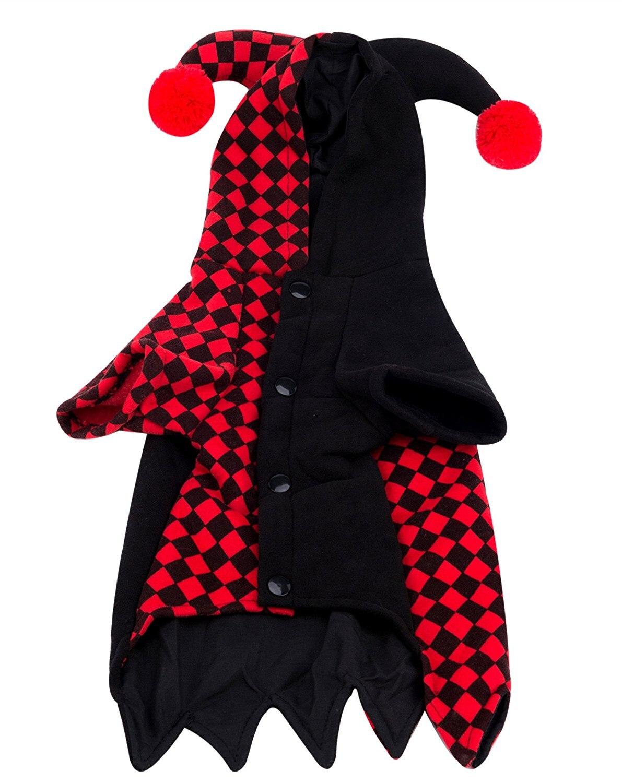 reputable site acd22 b6f1f US $14.06 29% di SCONTO Animali domestici Cane Gatti Gallo Costumi Cani  Vestiti Carini per Halloween Piccolo in Animali domestici Cane Gatti Gallo  ...