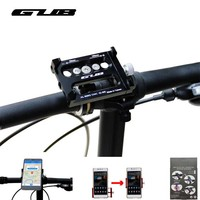 Metal CNC GUB G-86 Bike Bicycle Handle Phone Mount Cradle Holder Support Case Motorcycle Handlebar For iPhone CellPhone GPS