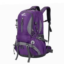 Capacious Camping Backpack
