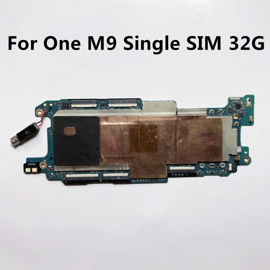 Tested Unlocked Electronic Motherboard Circuits Panel for HTC One M9 M9U 32G Global Firmware Mobile Mainboard Flex Cable Tested Unlocked Electronic Motherboard Circuits Panel for HTC One M9 M9U 32G Global Firmware Mobile Mainboard Flex Cable