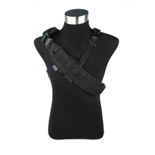 2017 MOLLE Light 2 side Bandolier 500D Nylon Molle side Tactical Belt with metal