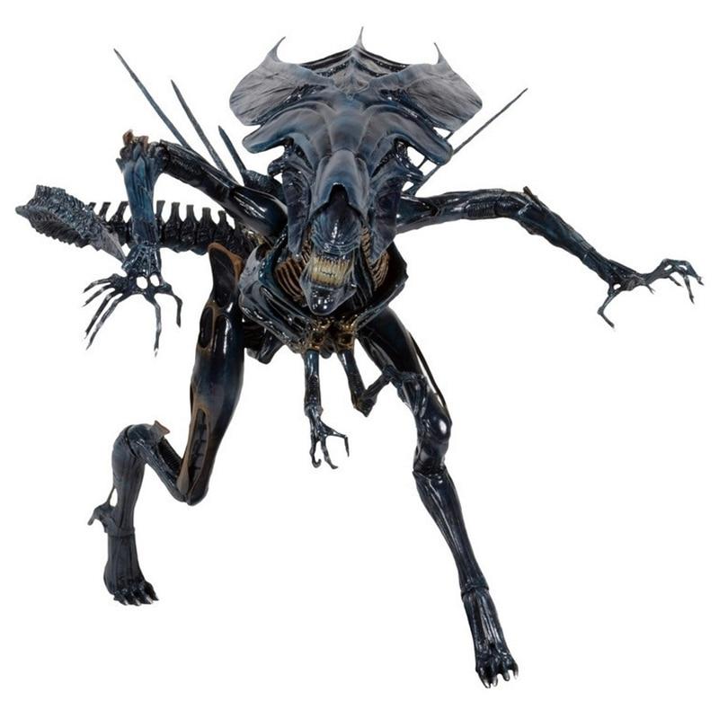 В 2 х стилях высокое качество NECA Чужой оригинальная игрушка пришельцы против Хищника xenomorph queen мать ПВХ фигурку Коллекционная модель куклы