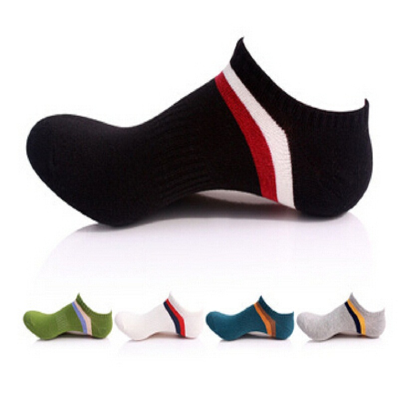 ᐃ2018 Venta caliente estándar casual hombres calcetines un par de ...