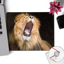 Yinuoda Simple Design lion animals cute animal mousepad Mouse Mat Size for 180*220 200*250 250*290 300*900 and 400*900*2mm