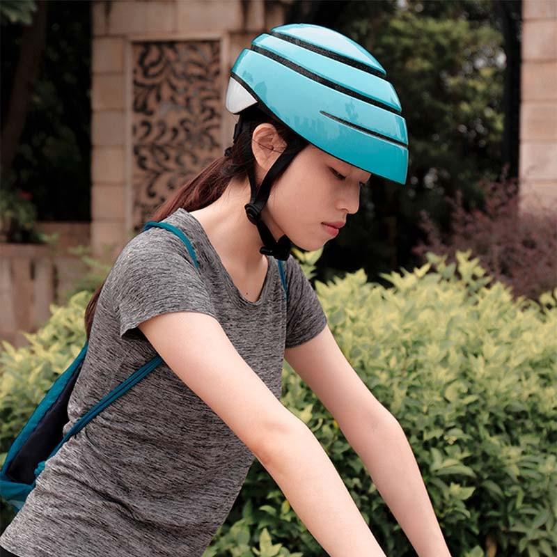 купить GUB Men Women Breathable Foldable Outdoor Sports MTB Bike Bicycle Cycling Climbing Safety Integrally-molded Helmet Accessories по цене 1724.74 рублей