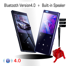 New Original RUIZU X18 Bluetooth Sport MP3 Player with 8G can playing130 Hours high quality lossless Recorder FM Bluetooth 4.0 цена и фото