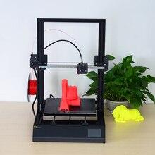 Новые большой печати Размеры 300*300*400 мм DMSCREATE DP-X 3d принтеры комплект из металла рамки хорошее качество высокая точность
