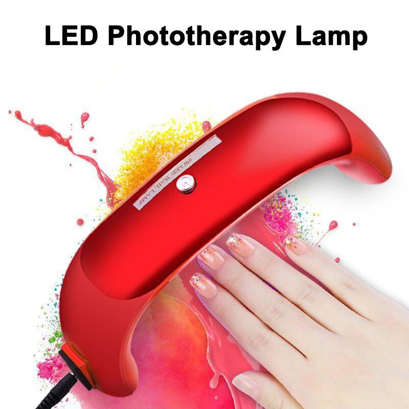 Schönheit & Gesundheit Sanft Tragbare Nagel Trockner Mit Mini Led Uv Lampe Für Schneller Aushärtung Alle Gele Fm88 Herausragende Eigenschaften