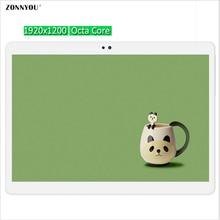 10.1 дюймов Tablet Pc Оригинальный 3 Г 4 Г Телефонный Звонок Dual SIM карты для Android 6.0 1920×1200 Окта Ядро Таблетки пк 32B Wi-Fi Bluetooth 10.1