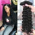 Перуанский Свободная Волна 4 Пучки Перуанский Девственные Волосы Свободная волна перуанский Свободно Вьющиеся Волосы Девственницы MI LISA Итальянский Вьющиеся Волосы переплетения