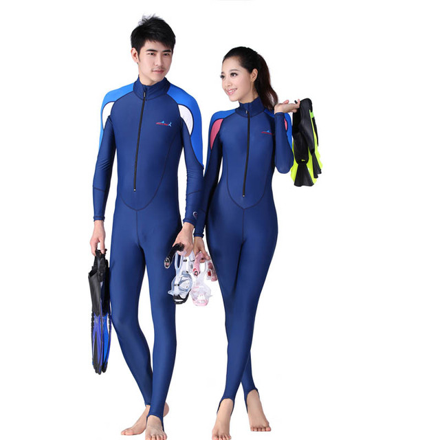 b9e9cd702b DIVE SAIL Wetsuit For Swimming Swimsuit Women Wetsuits For Spearfishing Men  Surf Suit Surfing Swimsuits Diving Suit For Women
