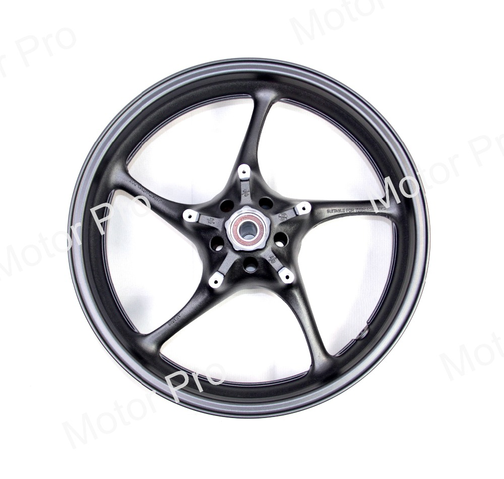 Front Wheel Rim For Yamaha FZ1 2006 2009 Motorcycle Replacement Accessories FZ1000 YZF R1 R6 R6S