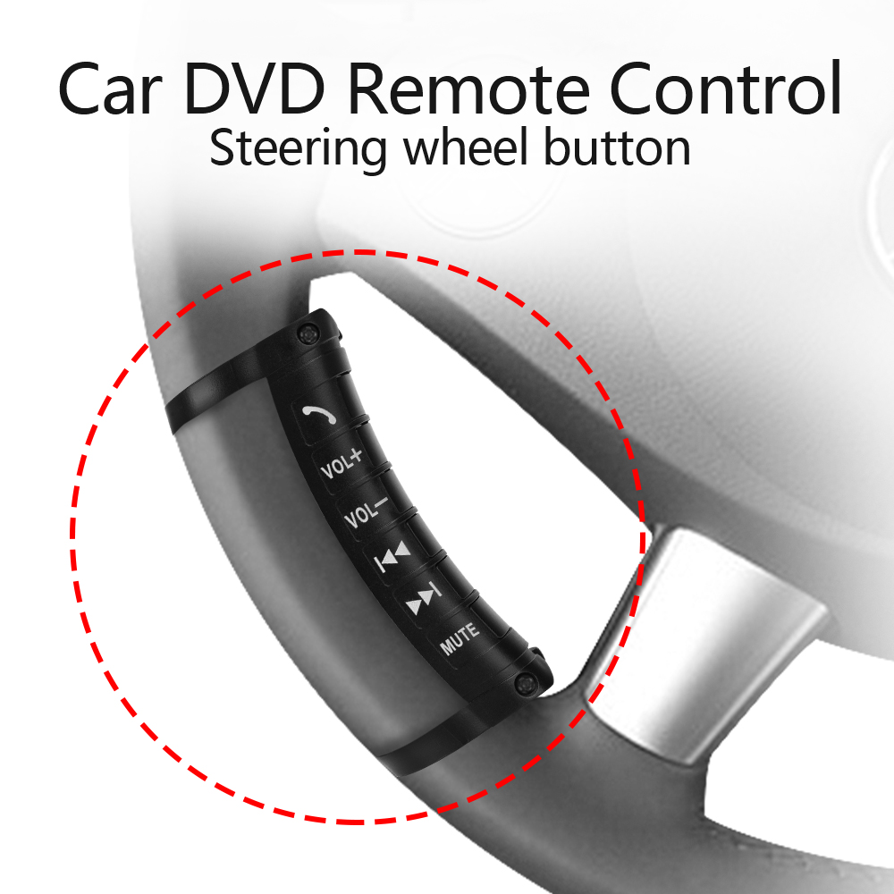 2din Autoradio 7 pouces tactile mirrorlink Android lecteur subwoofer MP5 lecteur Autoradio Bluetooth vue arrière caméra magnétophone - 4