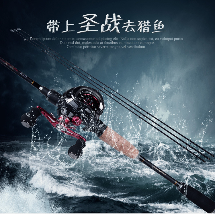 2.1/2.4m carbon lure fishing rod MH/M/ML 3 tips fishing rod set spinning and casting handle drag power 4kg lure weight 5-15g sesknight new double tips 2 1 meters m mh 4 18g lure fishing rod 98