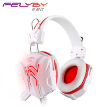 New itemizing YG-ZQQ5 stereo encompass channel skilled gaming gamers headset microphone dazzling LED lamp headset