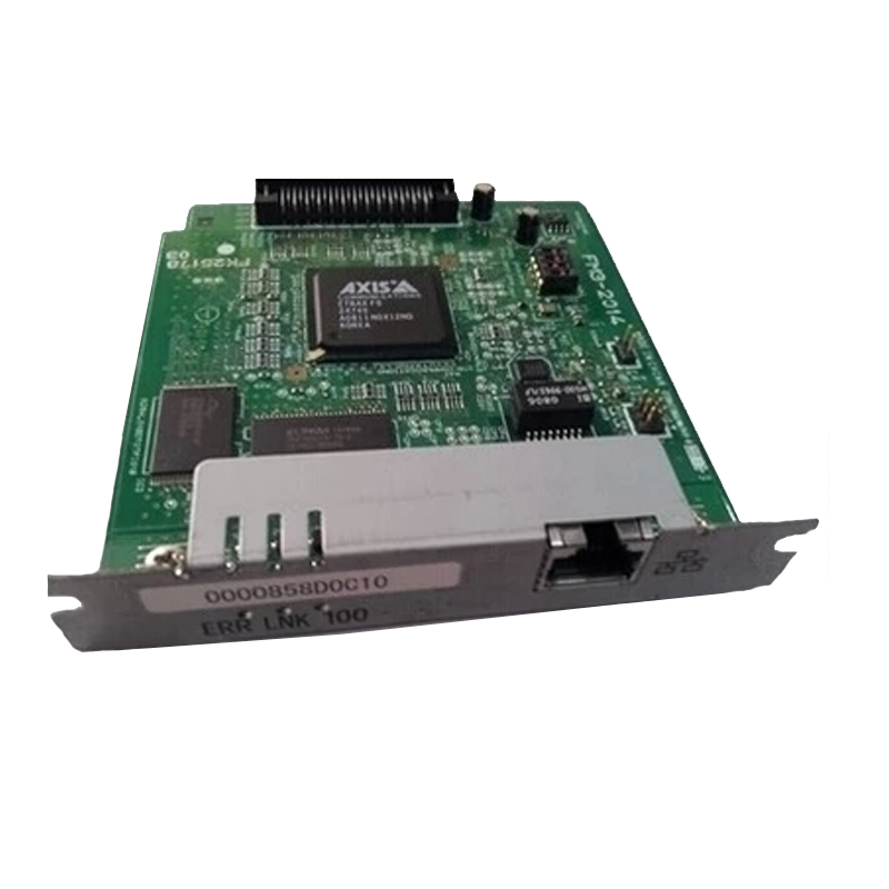 vilaxh NB-C2 Network Card Print Server Ethernet card For <font><b>Canon</b></font> LBP3500 LBP3300 LBP3310 LBP5100 <font><b>LBP5000</b></font> FM3-2014 FM3-2014-000 image
