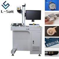 laser etching 30W fiber laser marker for small business laser marking on metal