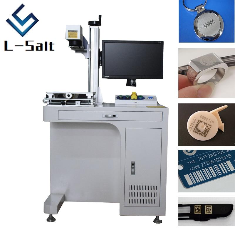 Industrial Laser Marking  Printer For Metal And Pvc Pipe/plastic Bottles