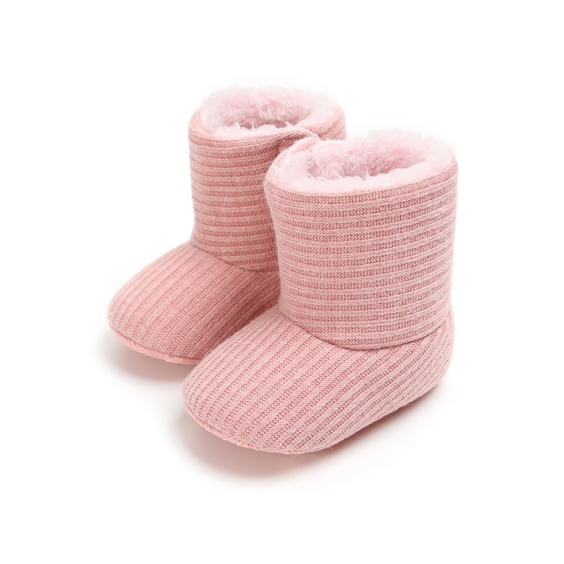 Baby Shoes New Arrival Baby Boots Winter Newborn Baby Velvet Warm Baby Shoes Snow Boots 13