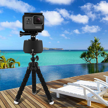 for GoPro HERO Action Camera Phone 360 degree Rotate PTZ Delayer Automatic 60min Timing Portable New
