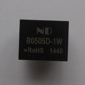 10pcs isolated dcdc power module 5V to 5V 1W DIP dc dc converter B0505D-1W quality goods