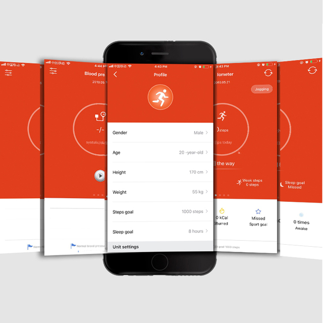 T89 TWS Smart Binaural Bluetooth Headphones Fitness Bracelet Heart Rate Monitor Smart Wristband 5