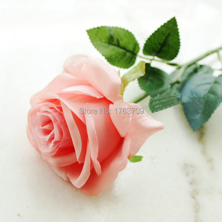 china supply cheap high quality liftlike artificial single rose, Ideas