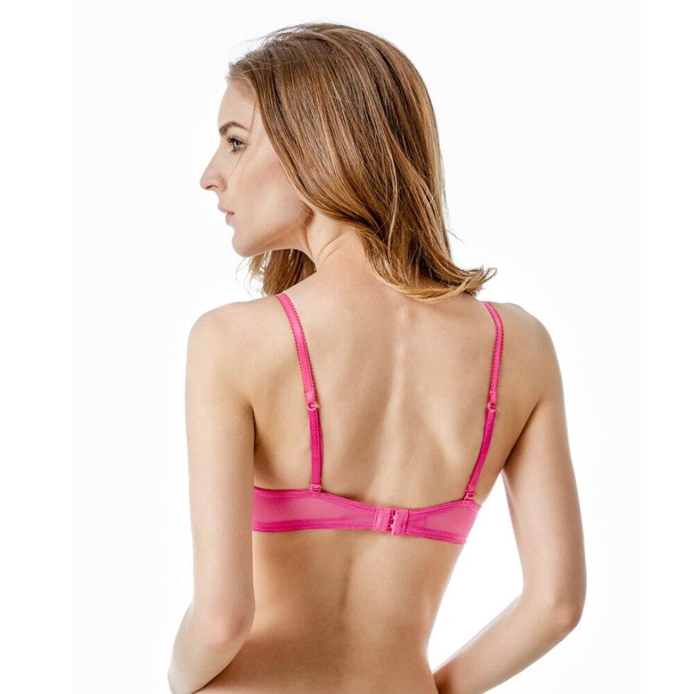 Femmes push-up soutien-gorge avec armatures 70a 75a 80a Amovible Bretelles nr303