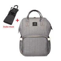 Multifunctional Baby Diaper Bag Large Travel Backpack Maternity Nappy Bag Shoulder Bag Desiger Nursing Bag For