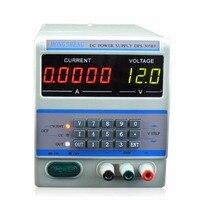 DPS-305BM 220 v/110 v 4 ps display digital controle 30 v 5a dc tensão regulada fonte de alimentação para o reparo do portátil
