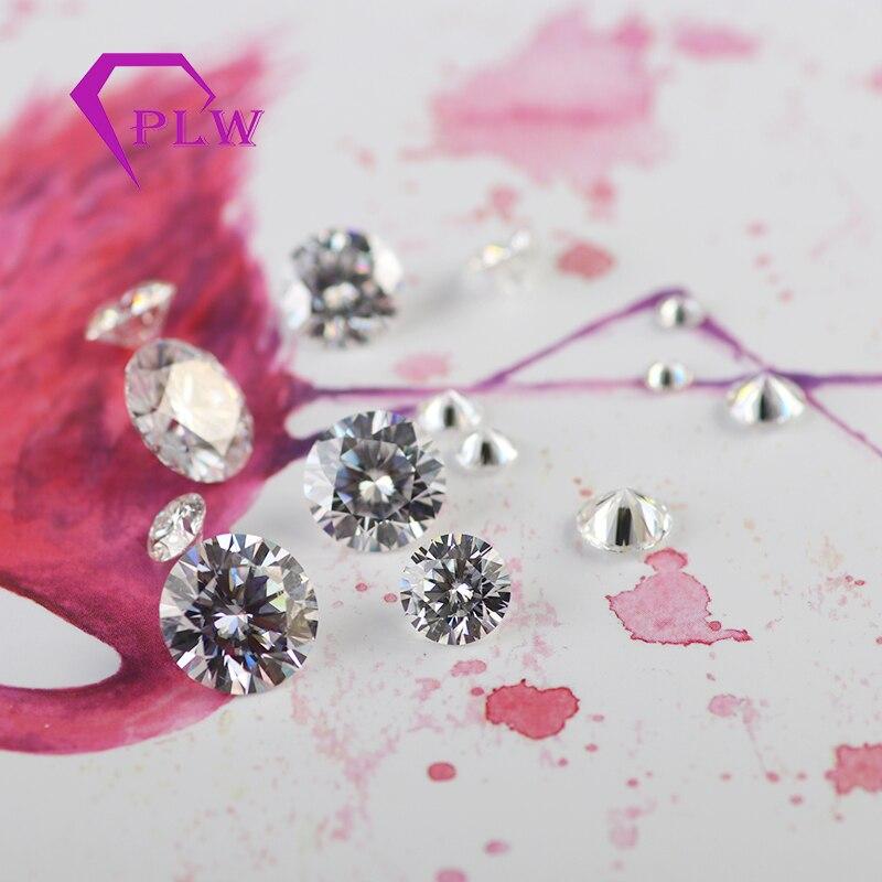 10mm 4ct D color white VVS brilliant cut real gemstone moissanite for ring earring bracelet wedding provence jewelry10mm 4ct D color white VVS brilliant cut real gemstone moissanite for ring earring bracelet wedding provence jewelry
