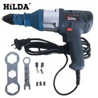 Electric Nail Gun Blind Rivets Gun Riveting Tool 400W Electrical Power Tool For 3 2 5