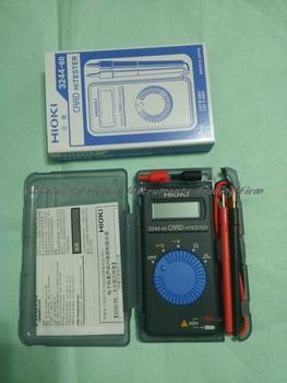 Fast arrival HIOKI  3244-60 Card HiTester Digital Multimeter auto-ranging power saving